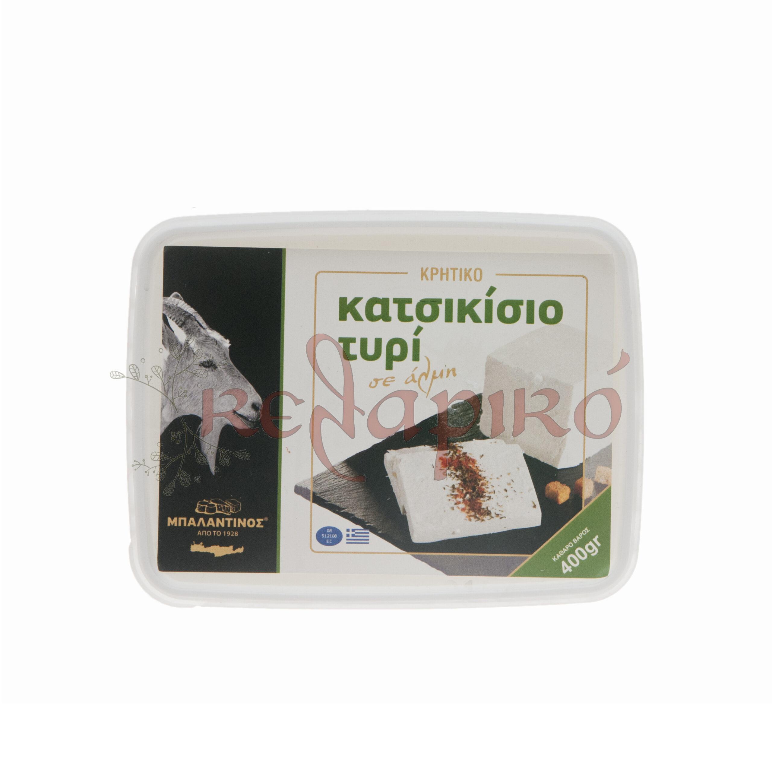 Κατσικίσιο Τυρί (Φέτα)